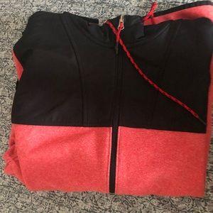 Under Amour zip up hoodie